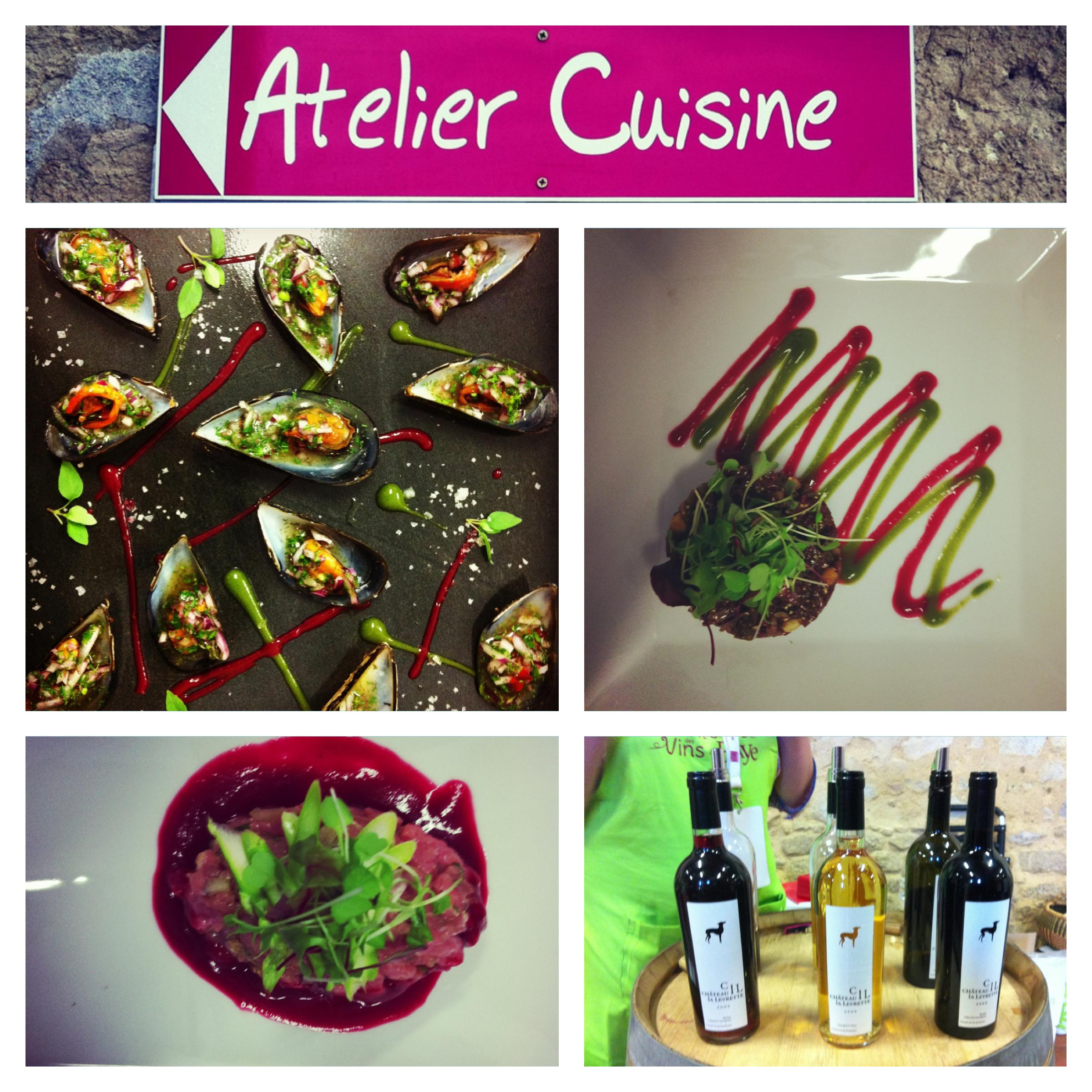 Atelier Cuisine Lili à Bordeaux