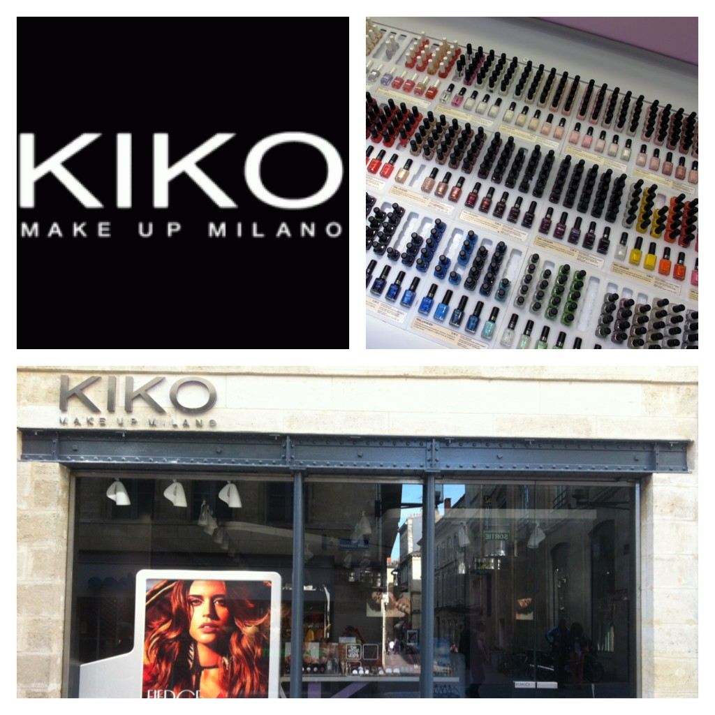 KIKO Bordeaux Rue Sainte Catherine