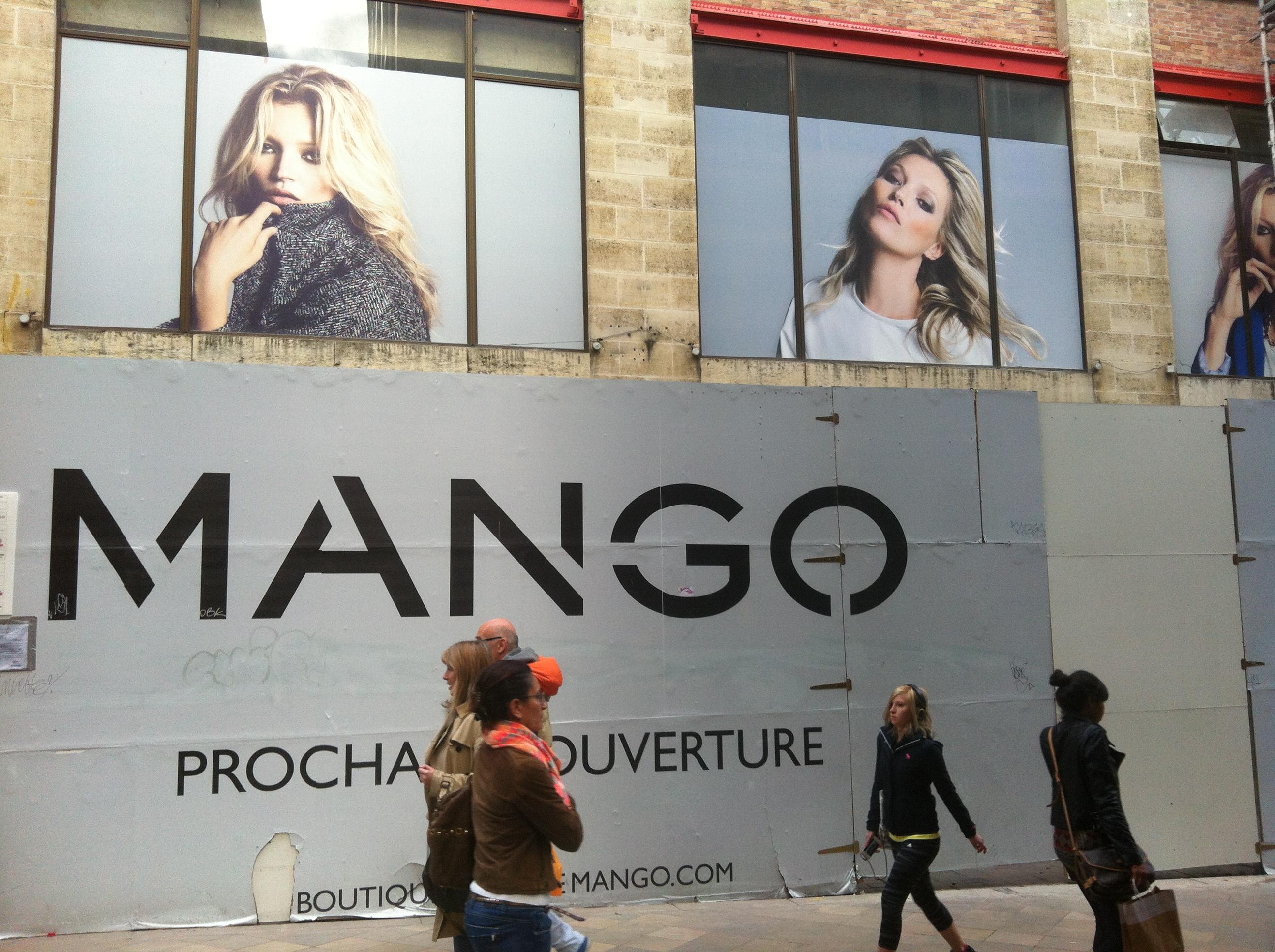 avoir magasin mango