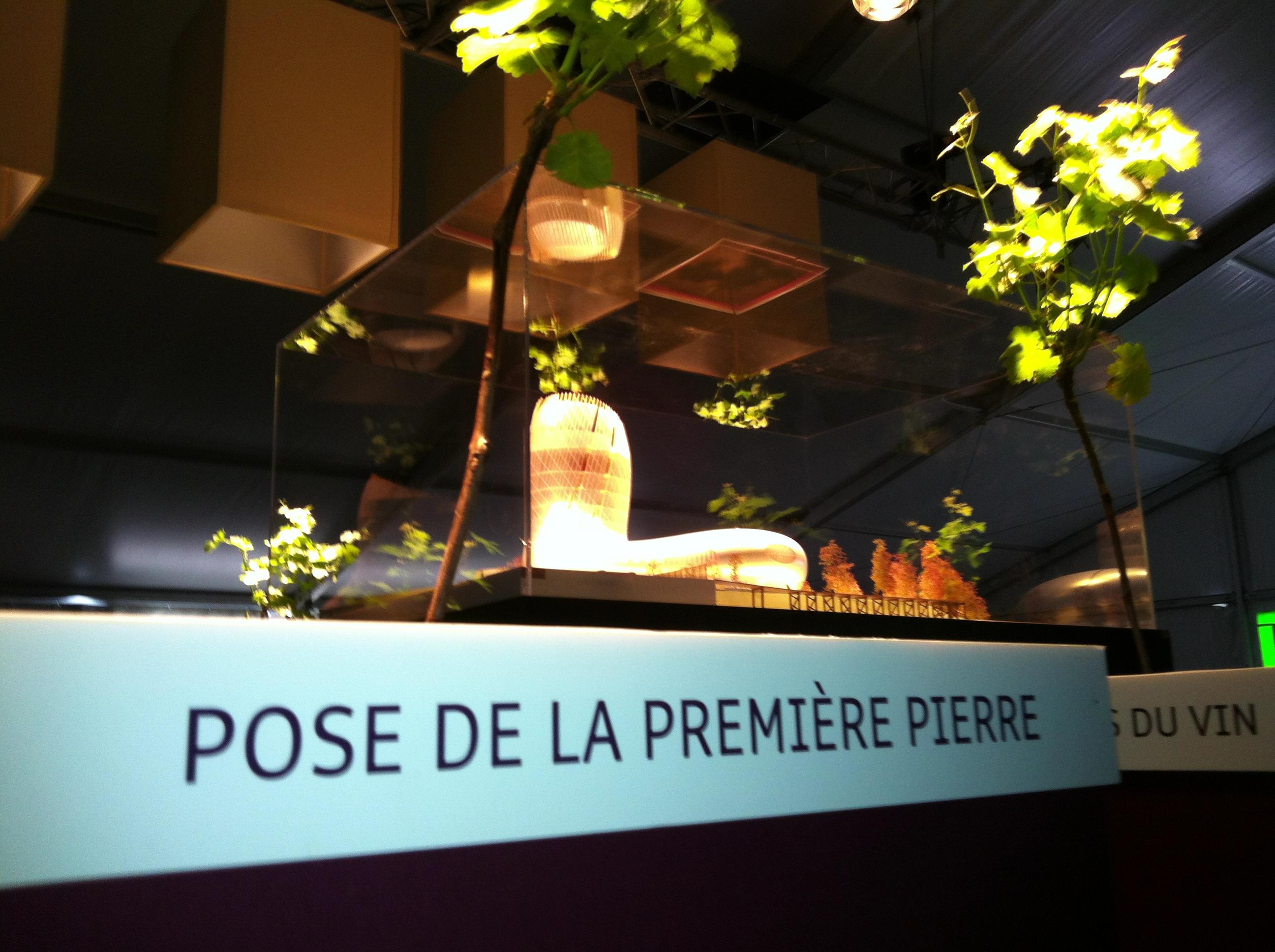 Centre des civilisations du vin Bordeaux