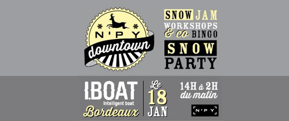 Npy dontown bordeaux