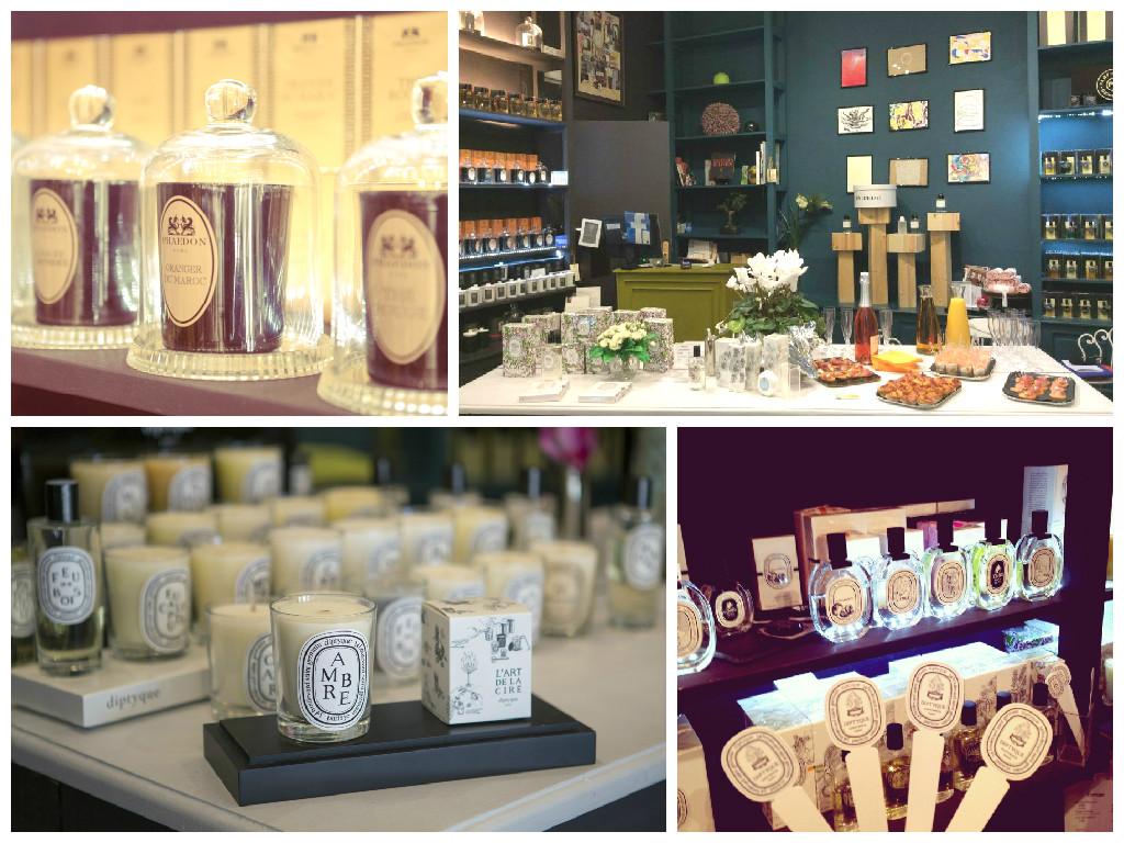 La parfumerie bordelaise Lili à Bordeaux
