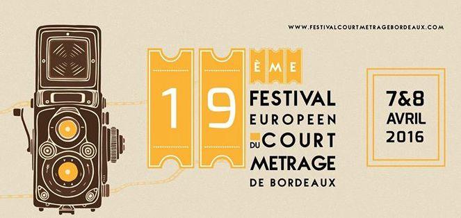 Festival europeen du court metrage à Bordeaux
