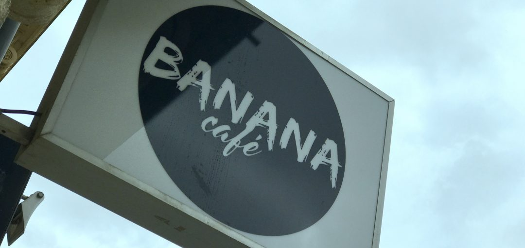 Banana Café Bordeaux restaurant Healthy