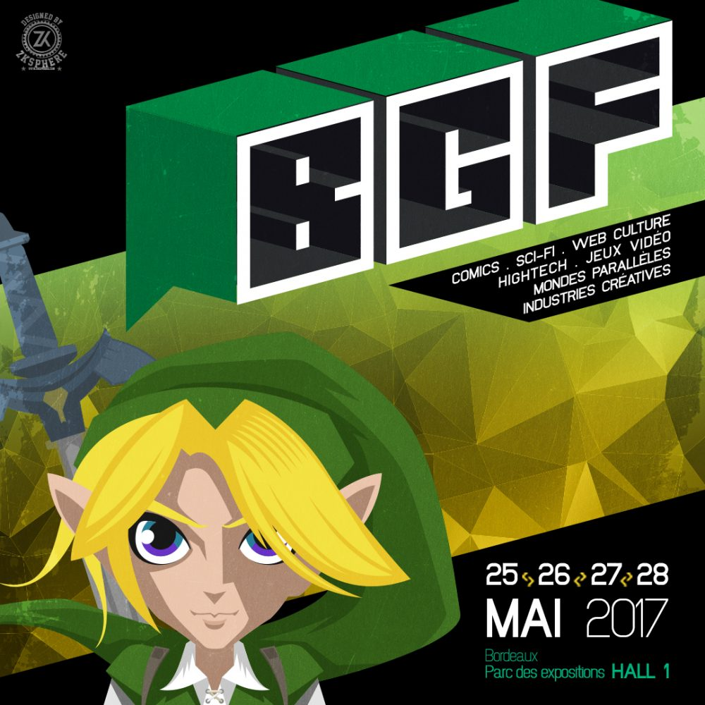 Le Bordeaux Geek festival Bordeaux