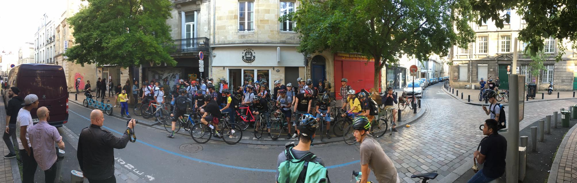 Maison Burdigala reparer son vélo Bordeaux