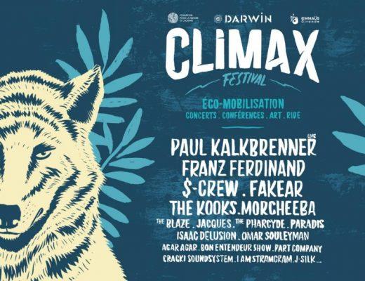 Festival Climax Bordeaux